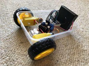el cheapo robot